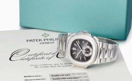 Bật mí 6 điều về đồng hồ Patek Philippe Nautilus