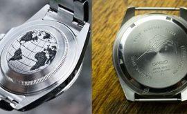 Cách tháo núm đồng hồ đeo tay