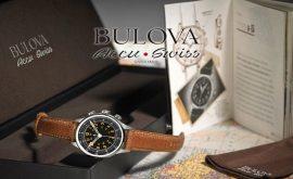 Lịch sử đồng hồ Bulova