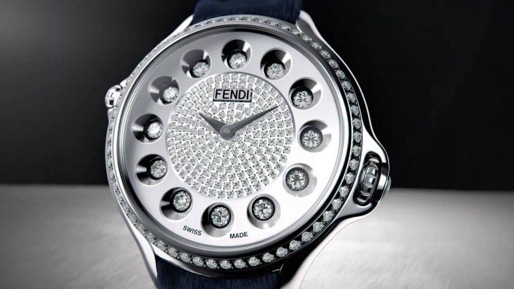 Lịch sử thương hiệu đồng hồ Fendi