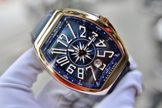 Tổng quan về thương hiệu đồng hồ Franck Muller 1