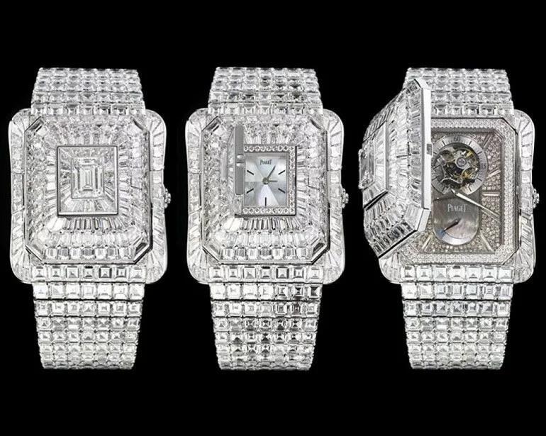 Top 20 các hãng đồng hồ nổi tiếng thế giới