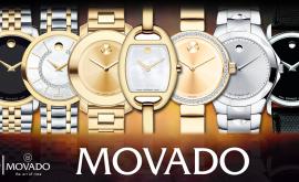 lịch sử thương hiệu đồng hồ Movado