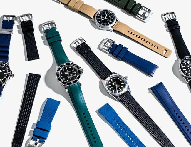 tìm hiểu về dây đồng hồ đeo tay