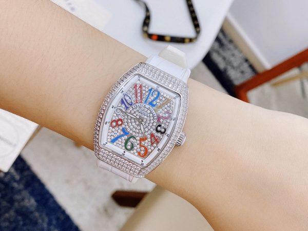 Đồng hồ đeo tay nữ Franck Muller
