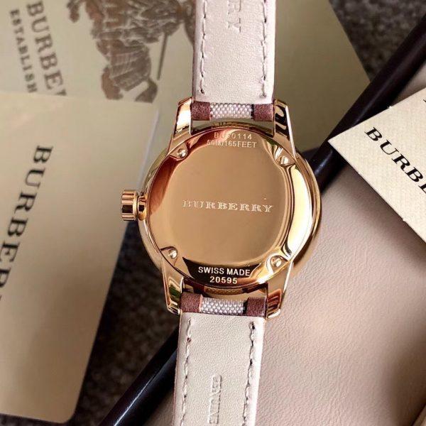 Đồng hồ Burberry BU10114