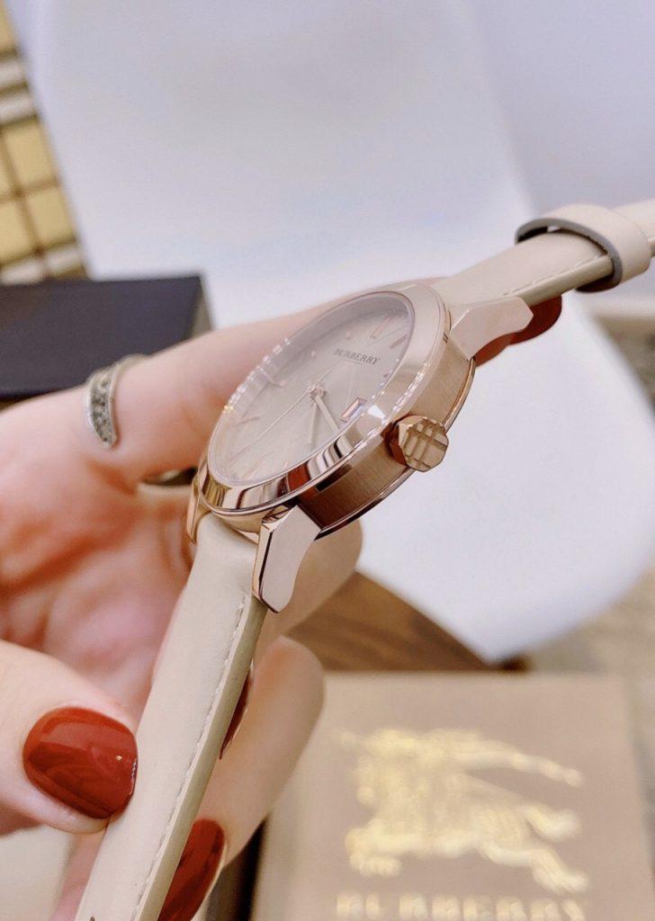 Đồng hồ Burberry nữ like auth