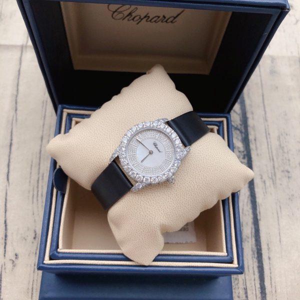 Đồng hồ Chopard đính kim cương