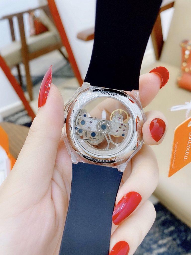 Đồng hồ Davena automatic