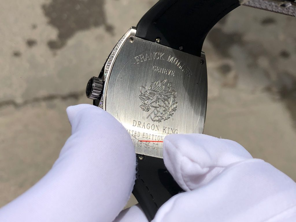 Đồng hồ Franck Muller Yachting