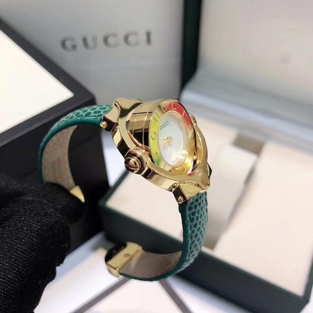 Đồng hồ Gucci nữ mặt xoay