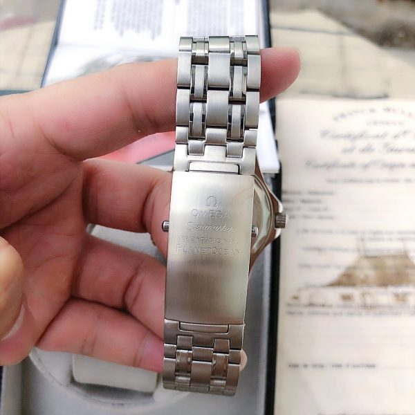 Đồng hồ Omega nam sapphire
