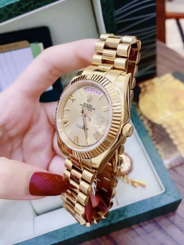 Đồng hồ Rolex nam dây thép