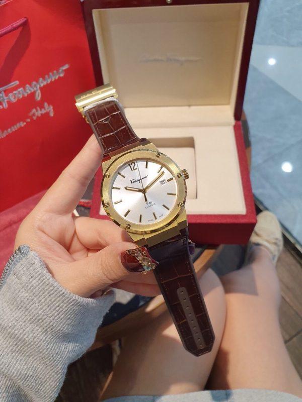 Đồng hồ Salvatore Ferragamo nam