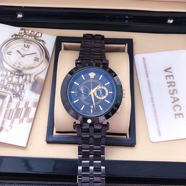 Đồng hồ Versace nam dây kim loại