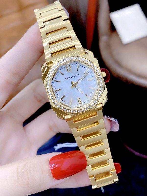 Đồng hồ nữ đẹp Bvlgari