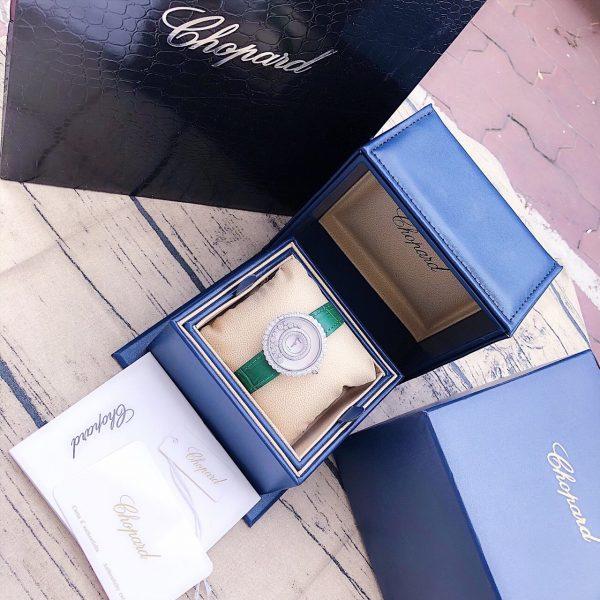 Đồng hồ nữ đẹp Chopard đính đá