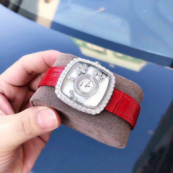 Đồng hồ nữ đẹp mặt vuông