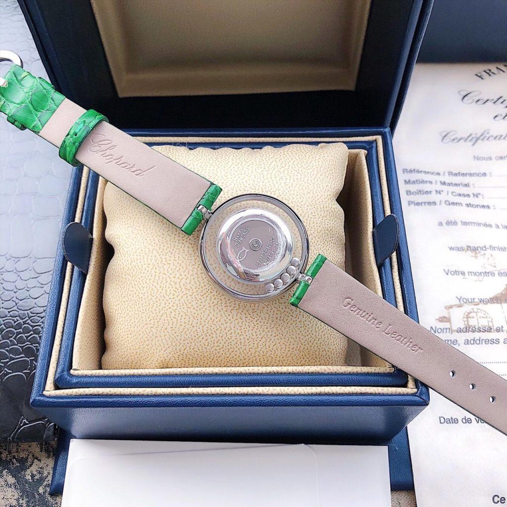 Đồng hồ nữ dây da đẹp