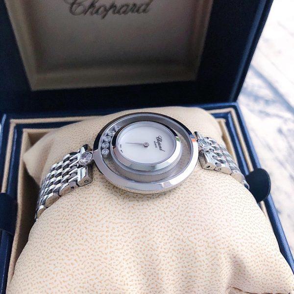 Đồng hồ nữ hàng hiệu dây kim loại