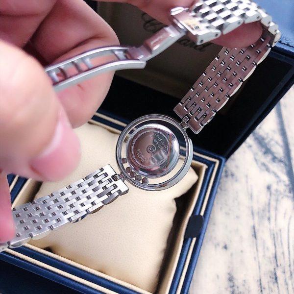 Đồng hồ nữ hàng hiệu mặt tròn