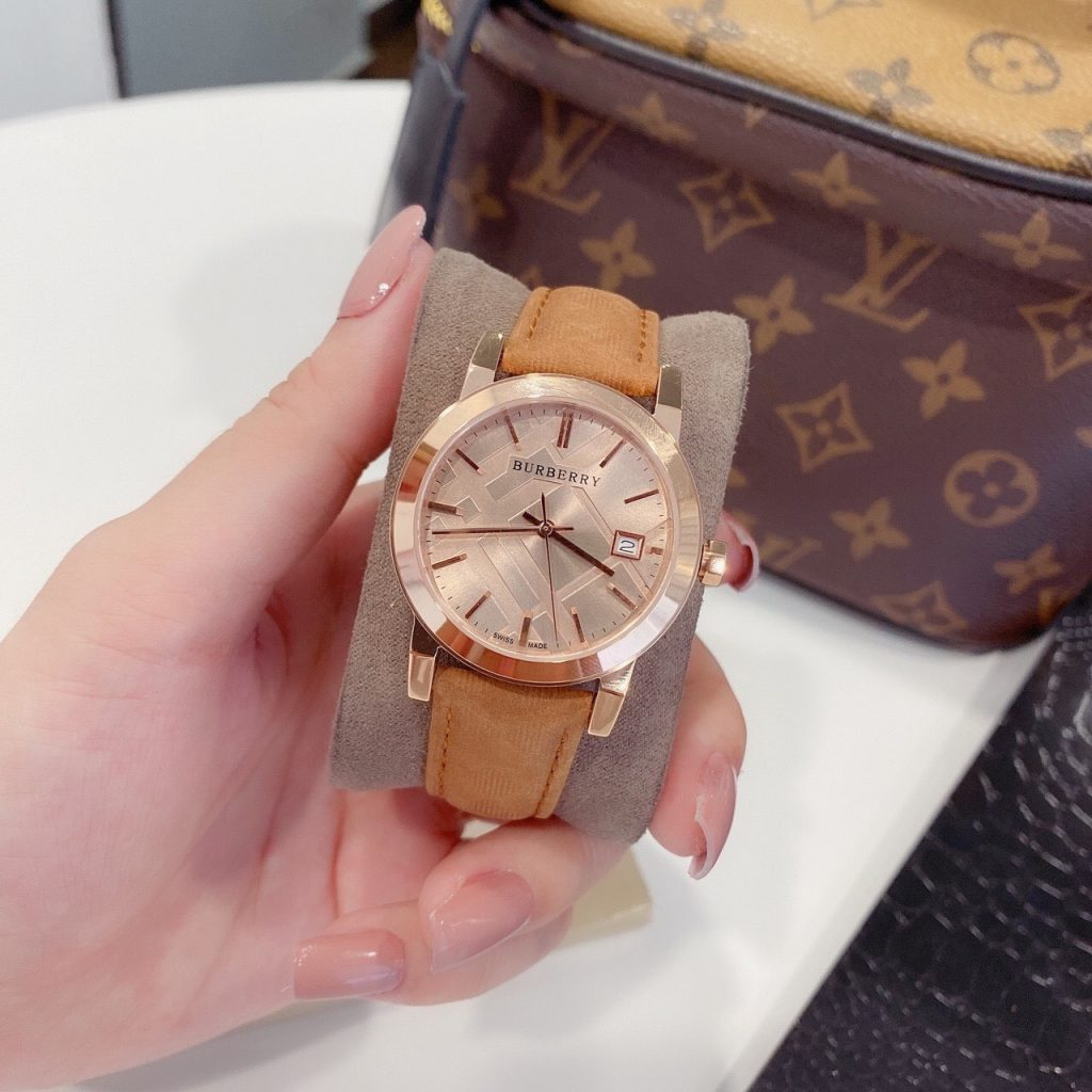Đồng hồ Buberry nữ