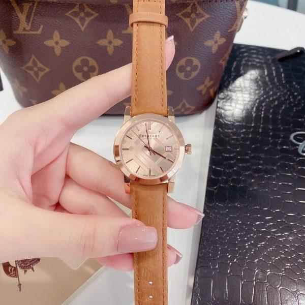 Đồng hồ Buberry nữ giá rẻ