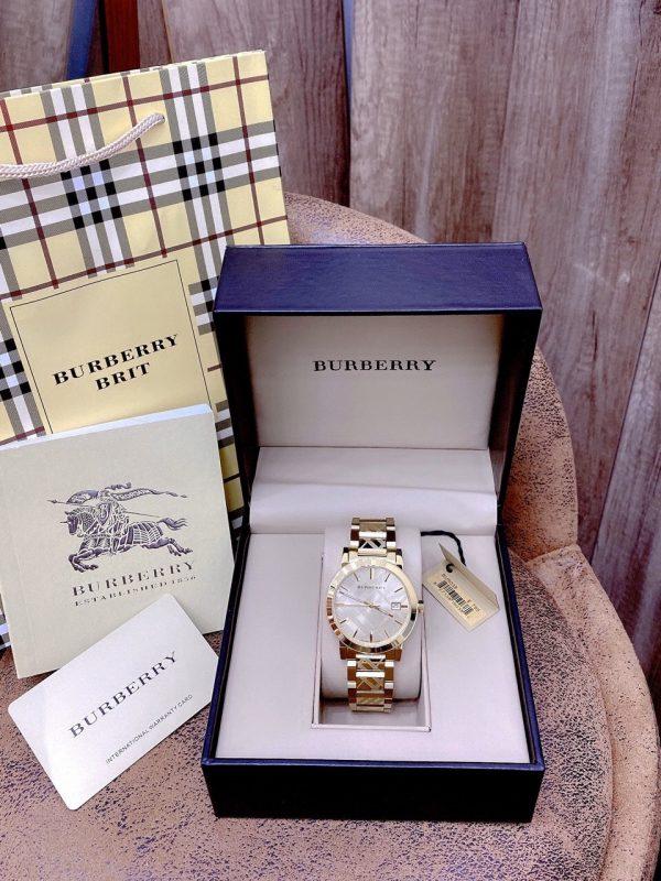 Đồng hồ Burberry replica