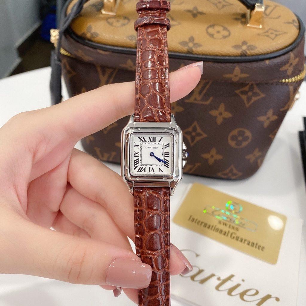 Đồng hồ Cartier nữ giá rẻ