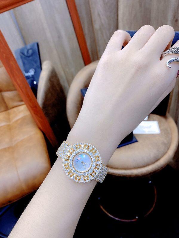 Đồng hồ Chopard đính đá