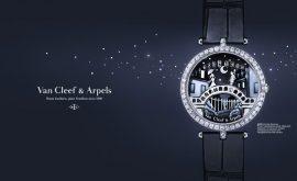 Thương hiệu Van Cleef & Arpels