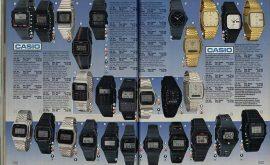 Đồng hồ Caiso của nước nào Đồng hồ casio có tốt không