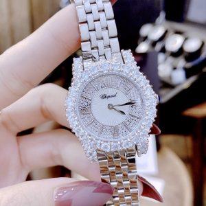 Đồng hồ Chopard đính full đá