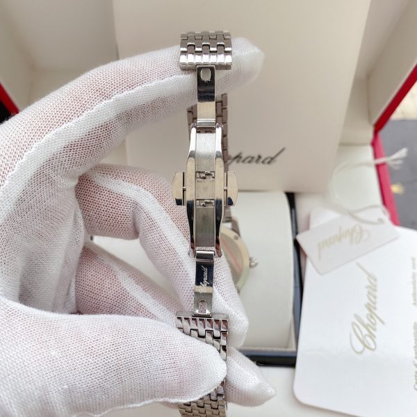 Đồng hồ Chopard nữ dây kim loại