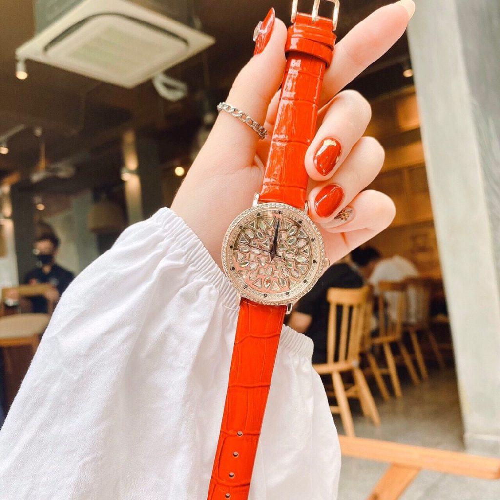 Đồng hồ Davena nữ đẹp