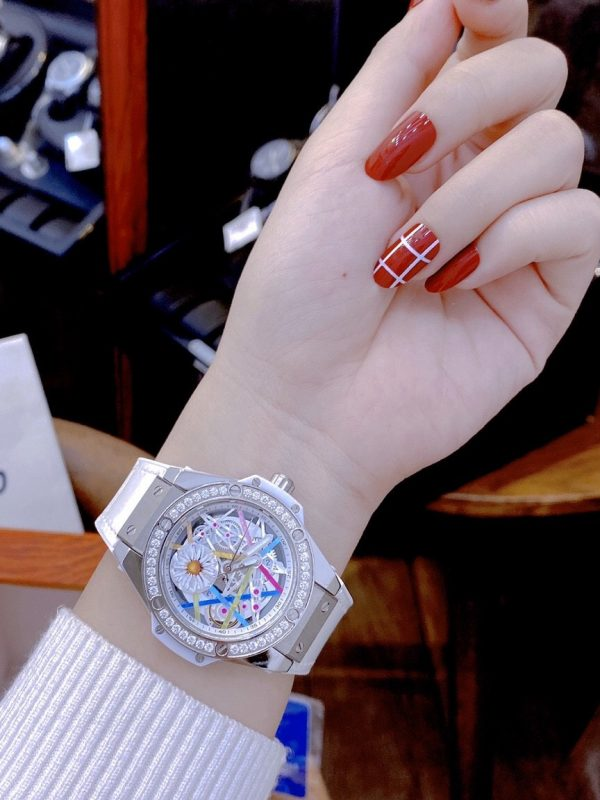 Đồng hồ Huboler nữ màu chính