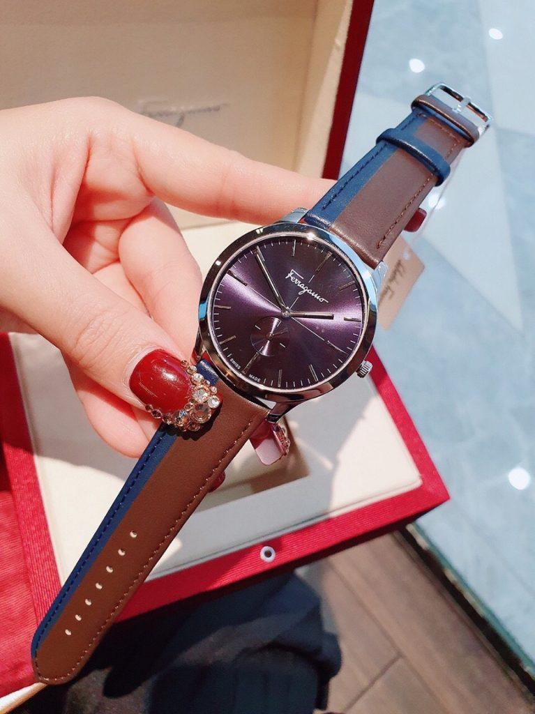 Đồng hồ Salvatore Ferragamo xách tay