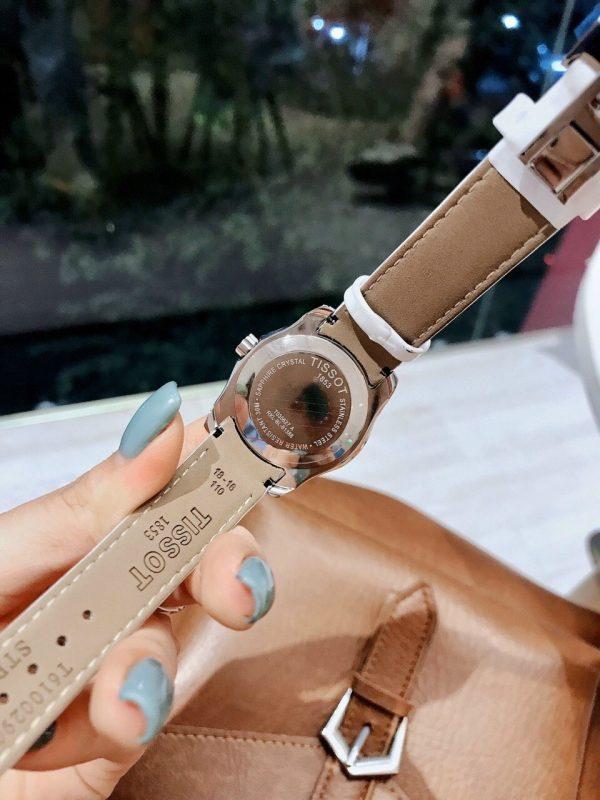 Đồng hồ Tissot nữ dây da