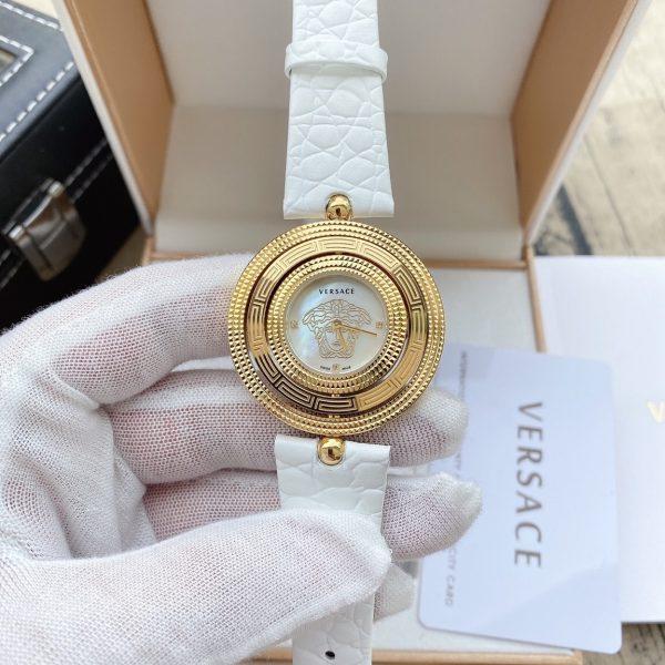 Đồng hồ Versace mặt xoay