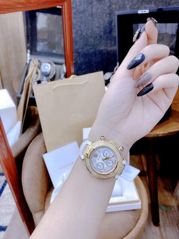 Đồng hồ Versace nữ dây daQ