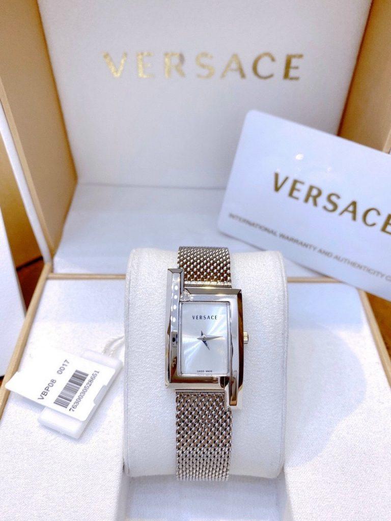 Đồng hồ Versace nữ mặt vuông