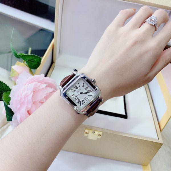 Đồng hồ Cartier nữ đẹp