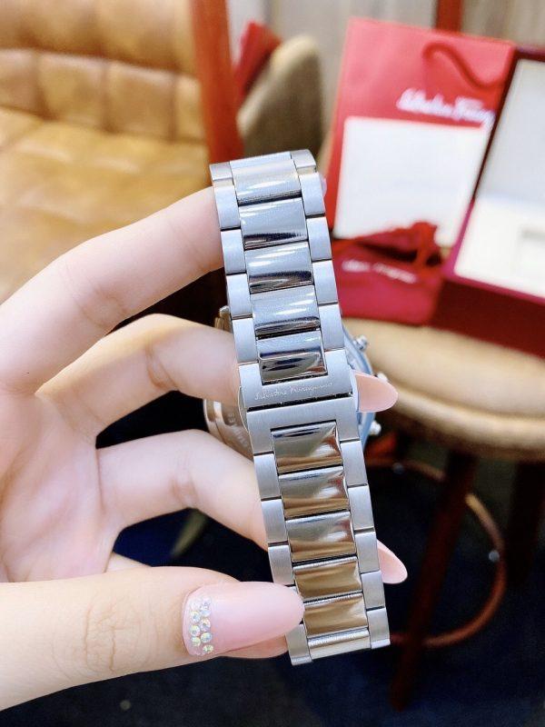 Đồng hồ Salvatore Ferragamo nam dây kim loại