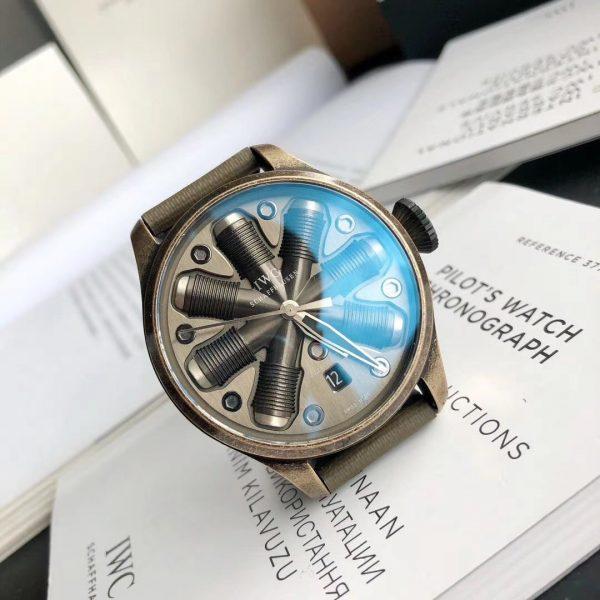 Đồng hồ iwc máy cơ