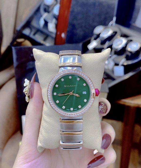 Đồng hồ BVLgari quartz