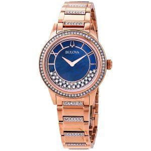 Đồng hồ Bulova nữ chính hãng xách tay
