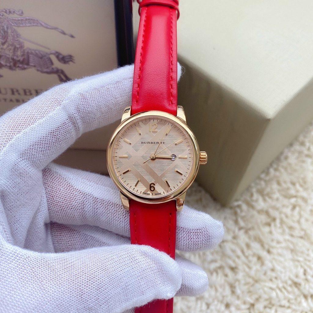 Đồng hồ Burberry`