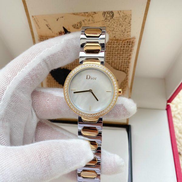Đồng hồ Dior nữ đính đá