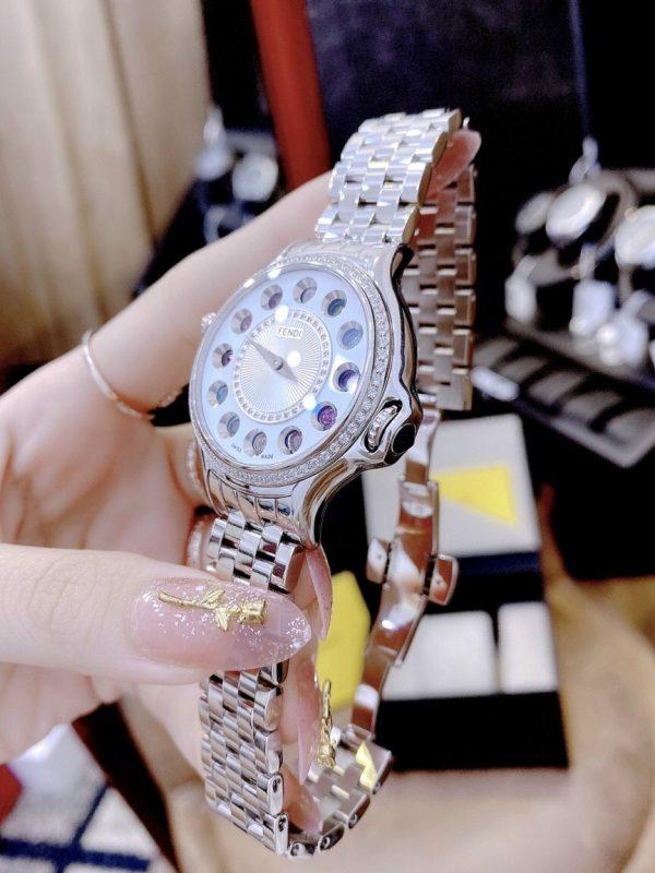 Đồng hồ Fendi nữ siêu cấp