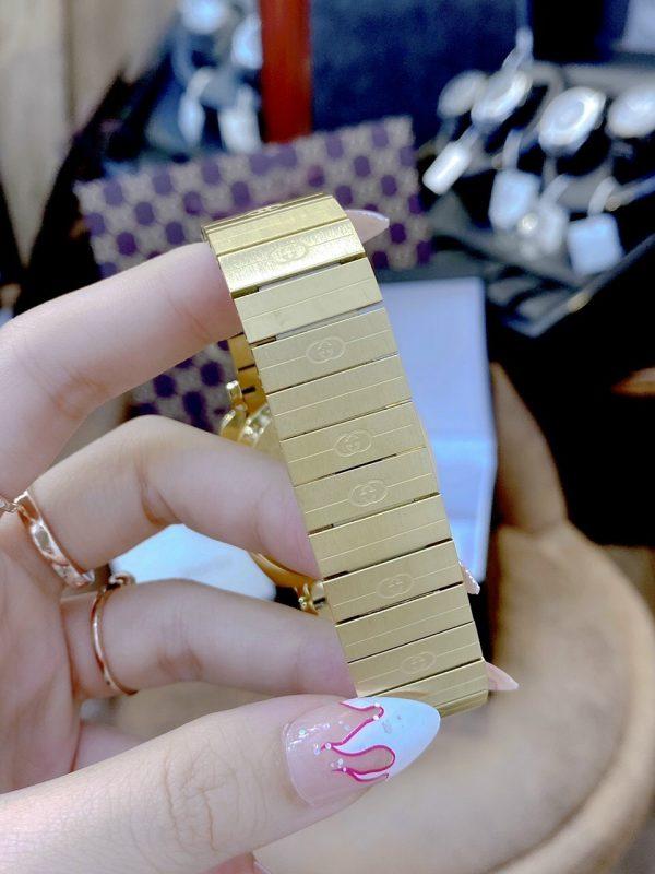 Đồng hồ Gucci nam dây kim loại